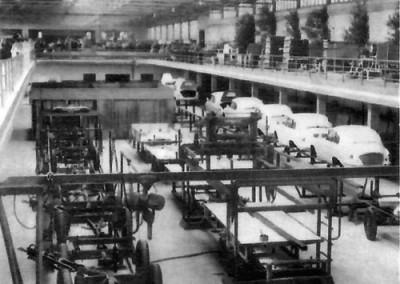 Condor-Fabrik