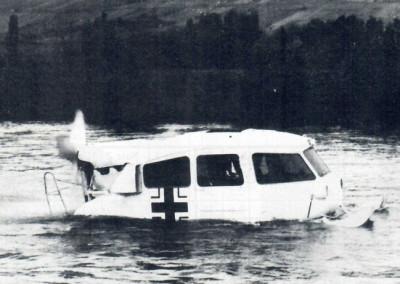 Schwimm-Bus
