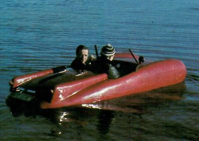 Schwimmwagen von Trippel
