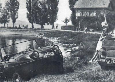 Trippel-Wasser-Fahrzeuge
