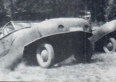 Trippel Wagen SG6