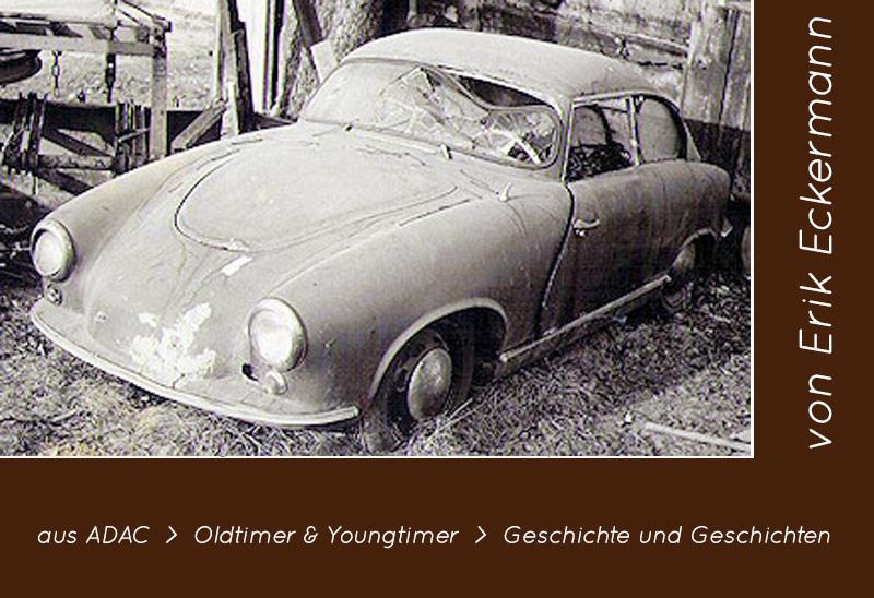 Die Erinnerungen des Erik Eckermann zum Condor von Weidner (aus dem ADAC)