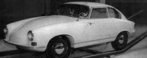 Prototyp Trippel Condor 1956 /57